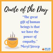 Today is Empathy Day 2020 #EmpathyDay @EmpathyLabUK