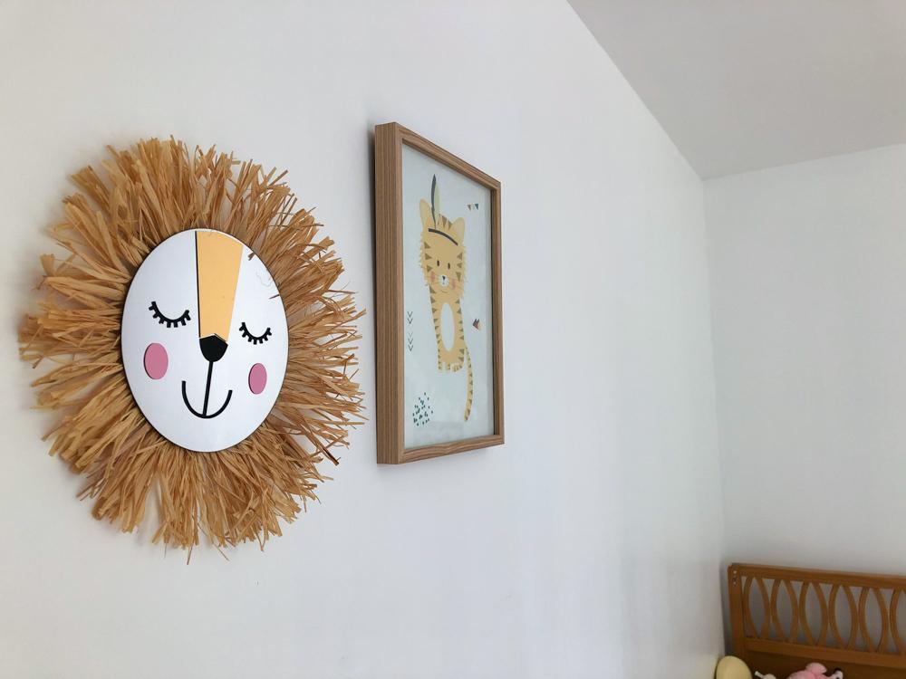 Nouvel article sur le blog https://t.co/ycoGaLeb0Q : DIY : miroir soleil à tête de lion pour enfant https://t.co/mttLlm5xVZ