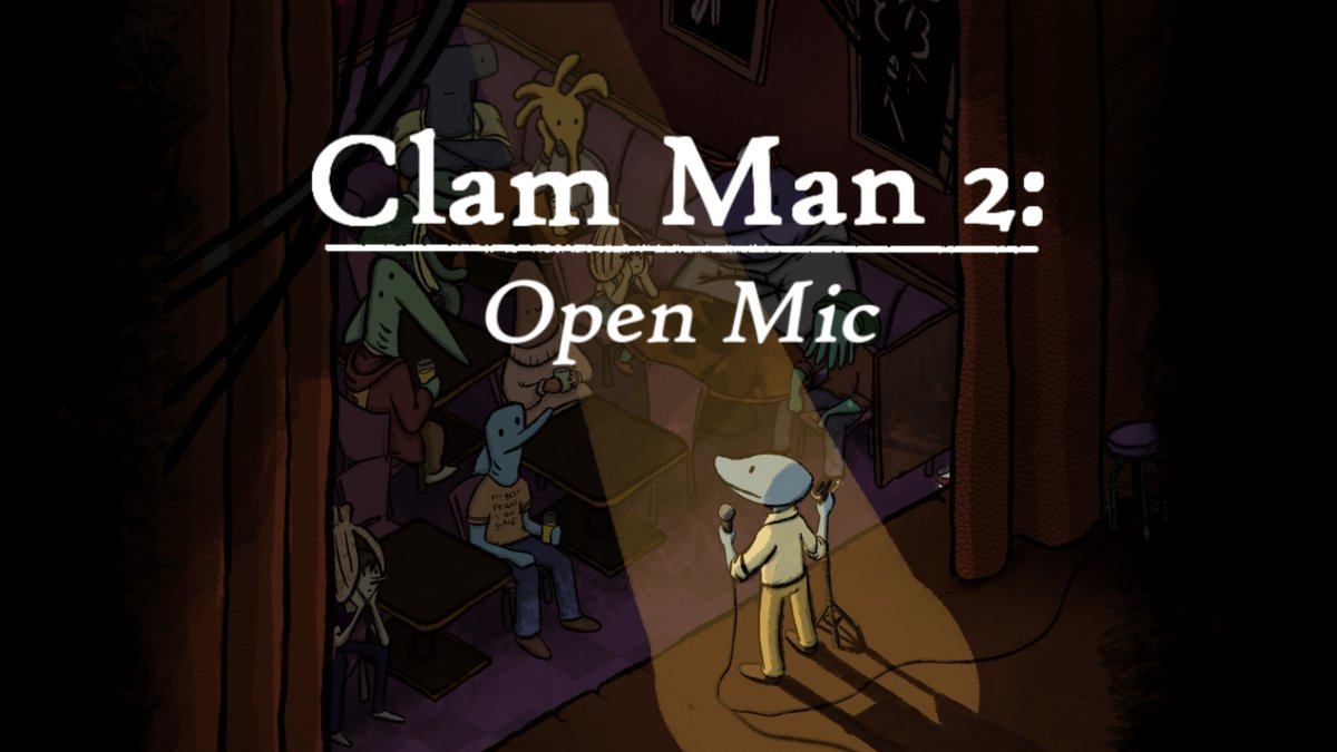 Everybody go check out @clam_team - the age of True RPG's is now 👏 youtube.com/watch?v=4sZjIi…