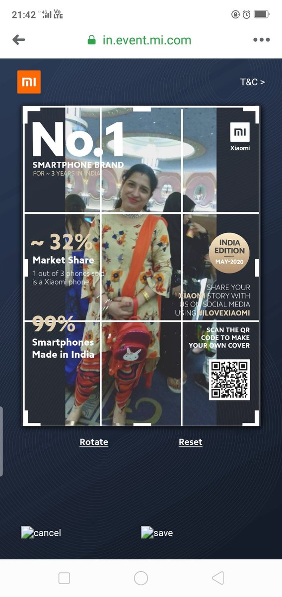 Here's My No.1 Smartphone Brand Magazine Cover   #MagazineCoverChallenge  #1BrandXiaomi #ILoveXiaomi  @manukumarjain   Join @chilled_Sup  @CHUNMUN143  @Dheeraj13244806pic.twitter.com/Mk74WJTWWK