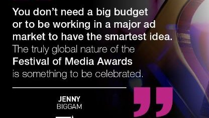 Jenny Biggam, founder of @the7stars  explains that you don't need a big budget or to be part of large agency to enter our awards. The early deadline to submit your trailblazing campaigns is this Thursday. To enter: https://t.co/HL2sc43lFZ https://t.co/WexwFY9JFv