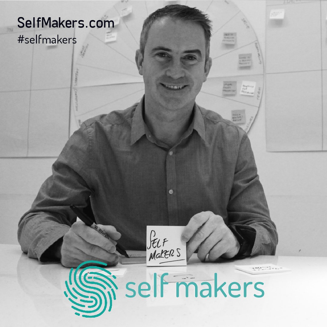 The name Self Makers came to me quite a while after a fuzzy idea was forming. Over the years, sometimes I build a business around a strong brand name and other times, the opposite. Grab your free Self Makers book sample on https://t.co/SteLlA2mV0 #selfmakers #branding https://t.co/0kV0GwAA4y