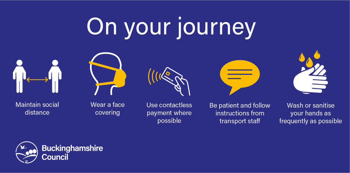 From Monday 15th June, it will be mandatory to wear a face covering while using bus services. Please make sure you take the time to read the below for the latest government guidance 🚌🚏 https://t.co/x5l582dWzH