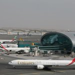 Image for the Tweet beginning: Emirates lays off thousands of