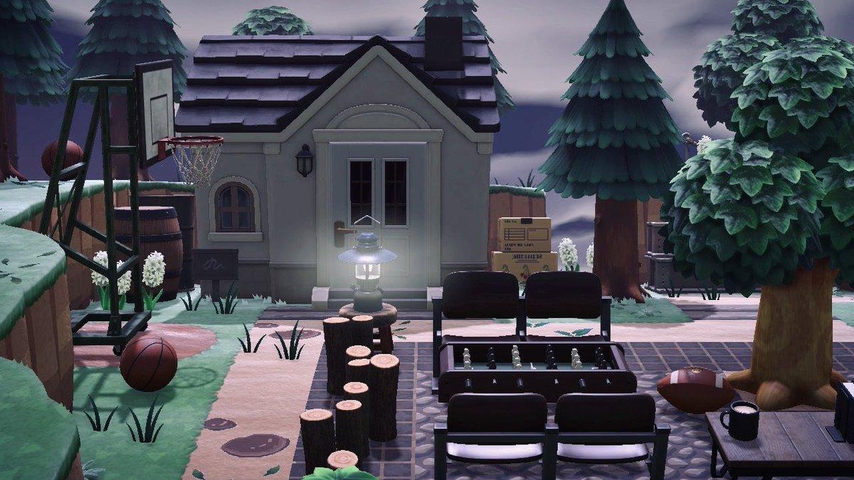家 の 森 外観 あつ