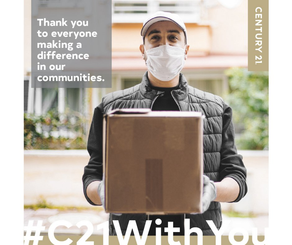 Thanks to everyone who serves our communities!! #makingadifference #thankyou #communityheroes #charlestonrealestate https://t.co/KCthzXr4Zo