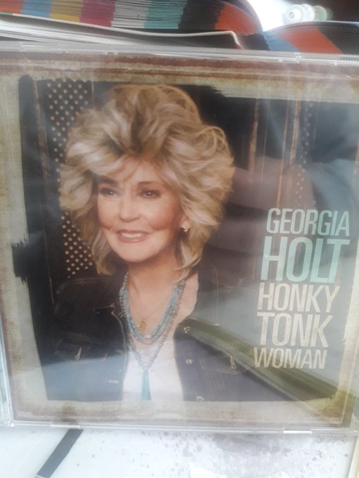 My album of choice today....Happy Birthday Georgia hope you all have a great day