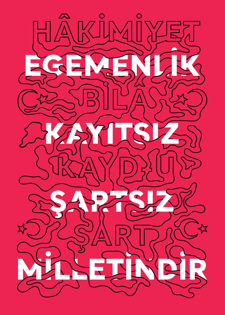 Republic of Turkey Ministry of Culture and Tourism, Young Art: 4. Poster Design Competition, honorable mention award. https://t.co/LnX6WsN0WX