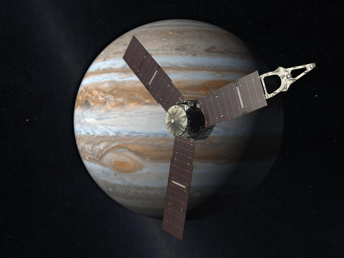test Twitter Media - Interested in the planets and art? Check out @NASAJuno mission and the JunoCam project, where the general public can download raw images of Jupiter and put their image processing and imagination to the test... where science meets art: https://t.co/sLTCUIZfPe   #DIASrecommends https://t.co/NzGkFa7gL8