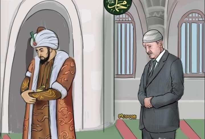 Fatih'in emanetini Torunu Erdoğan'a açmayı nasip eyle ALLAHIM... @RTErdogan  #istanbulfethi  #ALAHUEKBER https://t.co/Cjjh8Kzd1P