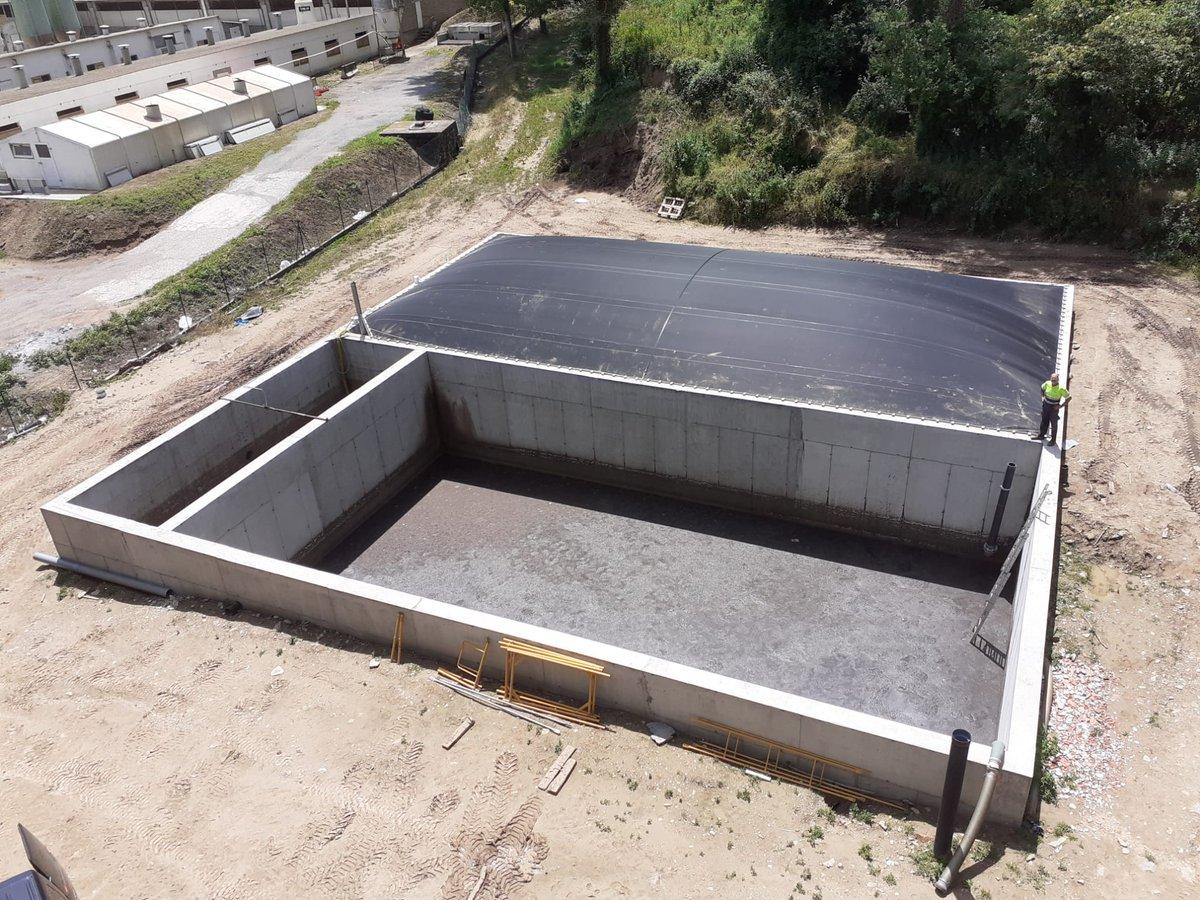 A AGROCAT comencem a aprofitar l'energia que ens regalen els purins, mirant cap a un futur més sostenible: https://t.co/FCSJpta3VM   Gràcies a #biovec #upbiogas #agrocat #biogas #grangessostenibles #purins #campassos https://t.co/0VHVMbS2Dv
