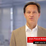 Image for the Tweet beginning: Jean-Pascal Bobst, CEO Bobst Group,