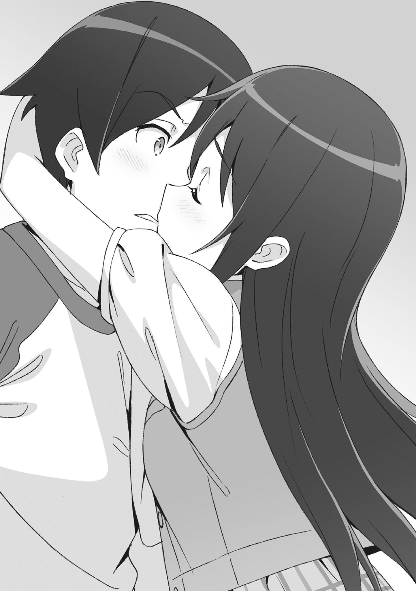 Oreimo: ¿Ayase y Kyousuke tuvieron una hija? - Revelan nuevas ilustraciones de Ayase If