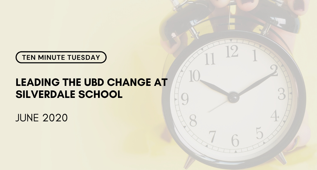 Join instructional leaders from #SilverdaleSchool as they share with us their curriculum journey with #UbD, and their role in leading the change. Their reflections, tips, and honesty will inspire you! ➡️ https://t.co/1OedBnlswZ ⬅️ @lauraweb02  #edchat #10MT #10MinuteTuesday https://t.co/R604rahfTs