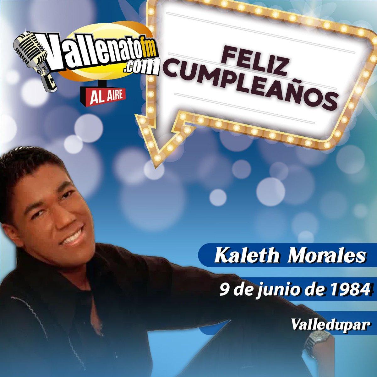 A las 12:00 pm hora Colombia no te pierdas el homenaje a #KalethMorales por tu emisora https://t.co/0RS18TIpsH presenta #DjMarioMiranda saludos a todos nuestros oyentes por el mundo https://t.co/v7x5pXOHSK
