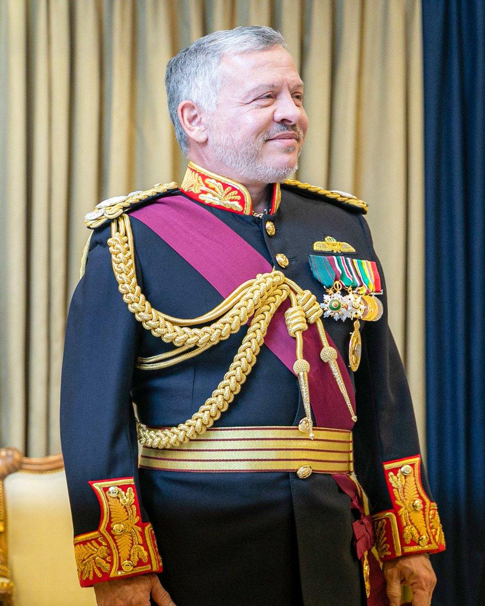 #عيد_الجلوس_الملكي كل عام وجلالتك بالف خير @KingAbdullahII  @RHCJO https://t.co/9n0kTVJKOz