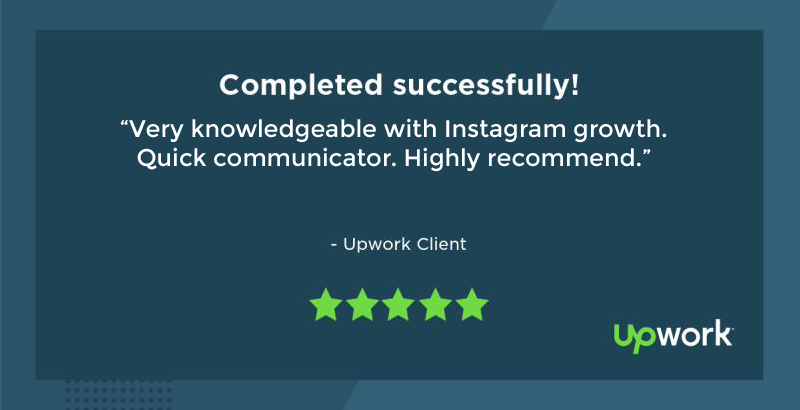 My Client wanted to manage his Instagram account for 4 months. Requirements 14K followers, daily posts, like comments, and DM reply.  https://www.upwork.com/o/profiles/users/~01735e6d55ef920c6c/… #smm #socialmediamanager #instagrammanager #followers #freelancer  #mediapartner #instagramverification pic.twitter.com/fFxcOvq0d4