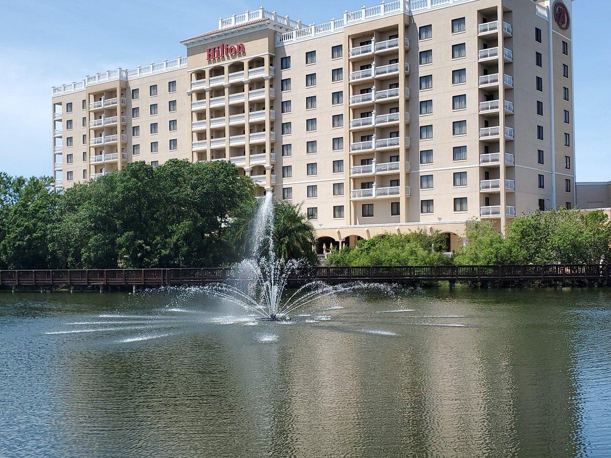 Hilton St. Pete Carillon Park