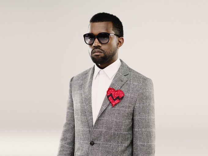 Happy Birthday Kanye West. My favorite artist of all time and biggest inspiration.
