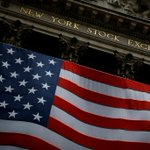 Image for the Tweet beginning: NYSE holds nearly nine-minute silence