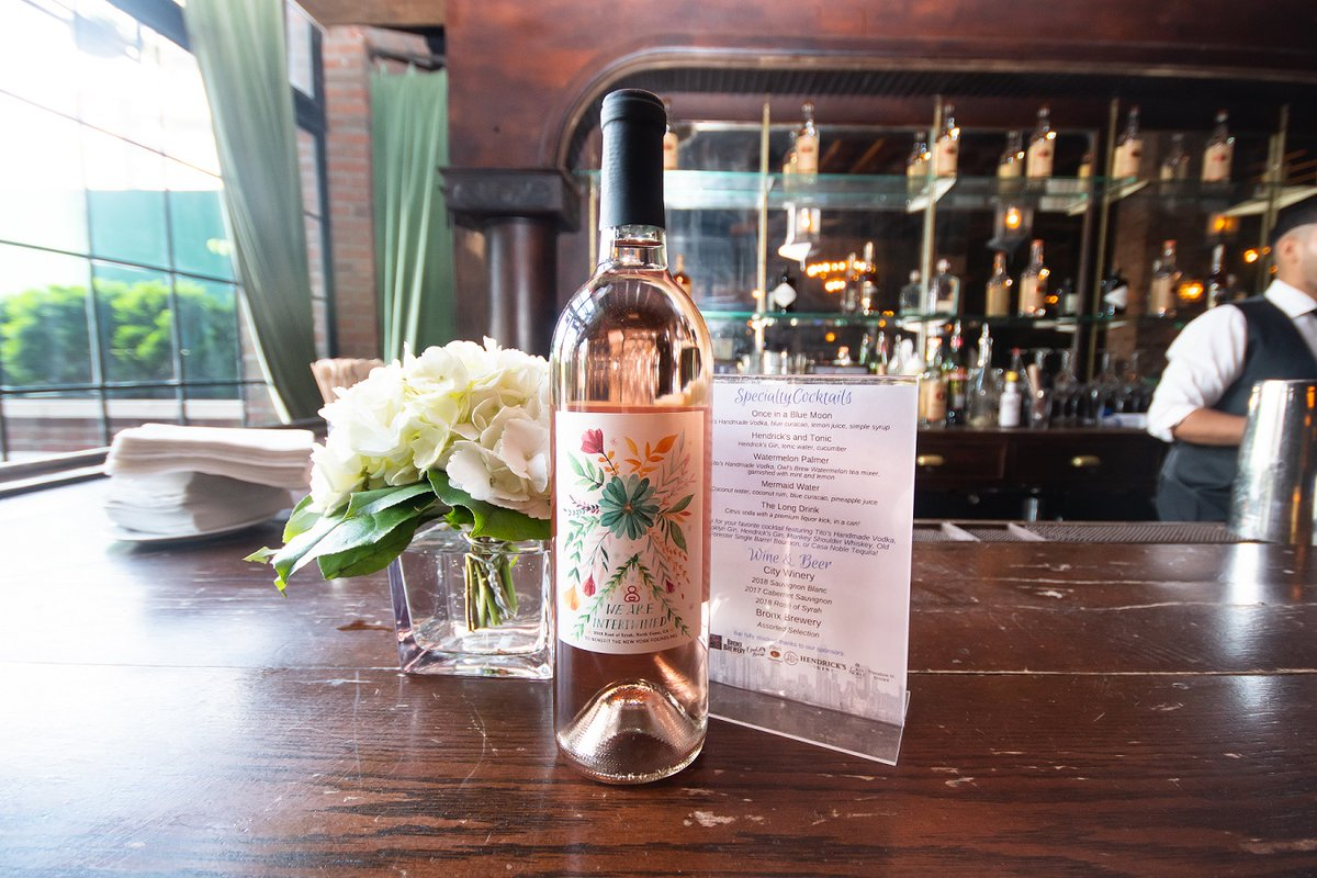 Our annual rosé with @CityWineryNYC is here! At The Foundling, we know all too well that communities of color in NY have been disproportionately affected by #COVID19. Your purchase will support these communities as they recover & stand against injustice. https://t.co/qp8OwaGgZW https://t.co/eodjEye64E
