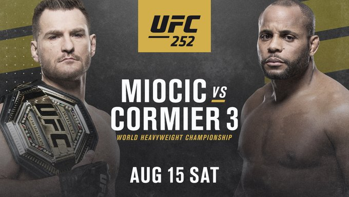 Miocic-Cormier-UFC-Fight-Island-Location
