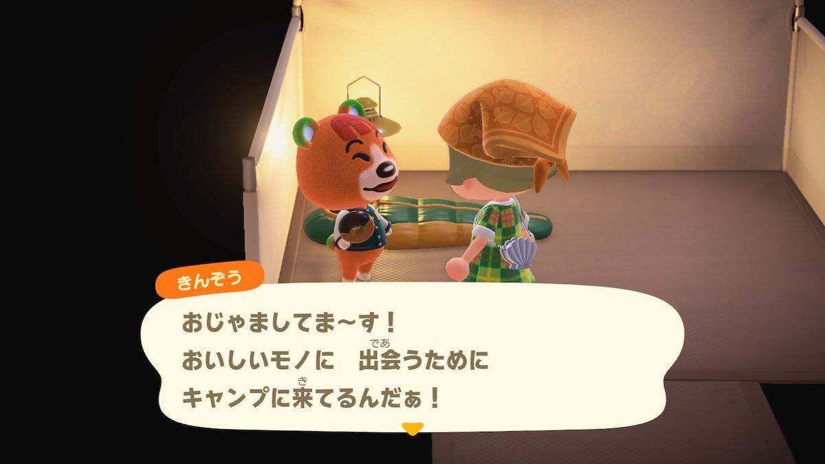 タヌキ商店 改装 あつ森