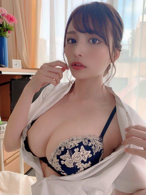 AV女優伊藤舞雪のTwitter自撮りエロ画像12