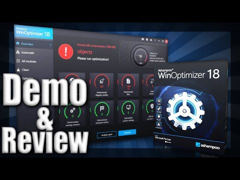 Improve Windows Performance & Privacy! Check out my Demo & Review of Ashampoo WinOptimizer 18. #ashampoo #smallyoutubers #smallyoutubersupport #SmallStreamerCommunity #smallyoutubercommunity #contentcreators #Computers   https://t.co/N7C8wY1989 https://t.co/RbmiS2fi3I