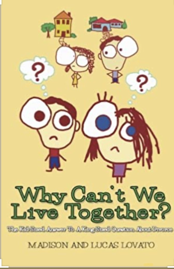 This is an excellent book on how to talk to your child about divorce and what that means for your home dynamic and future relationship. https://t.co/V8Kb80G32b  #parents #healthydivorce #mediation #divorcemediation #family #divorce #protectchildren #children  #onlinemediation https://t.co/L61qT6DqWn