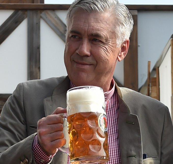 Happy 61st birthday to Carlo Ancelotti. Cheers boss!