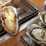 美味しそうな焼き牡蠣だけど?これがCGで作られているという事実!