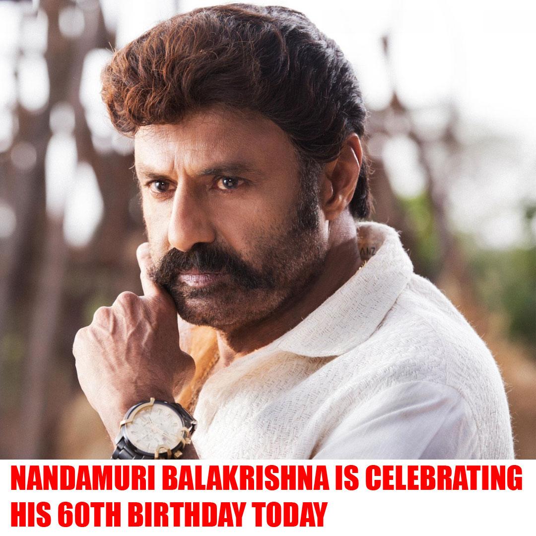 Happy Birthday #nandamuribalakrishna #telugunews #telugumovies #teluguactors #happybirthday #filmiparadisepic.twitter.com/vuNSv78Q2U