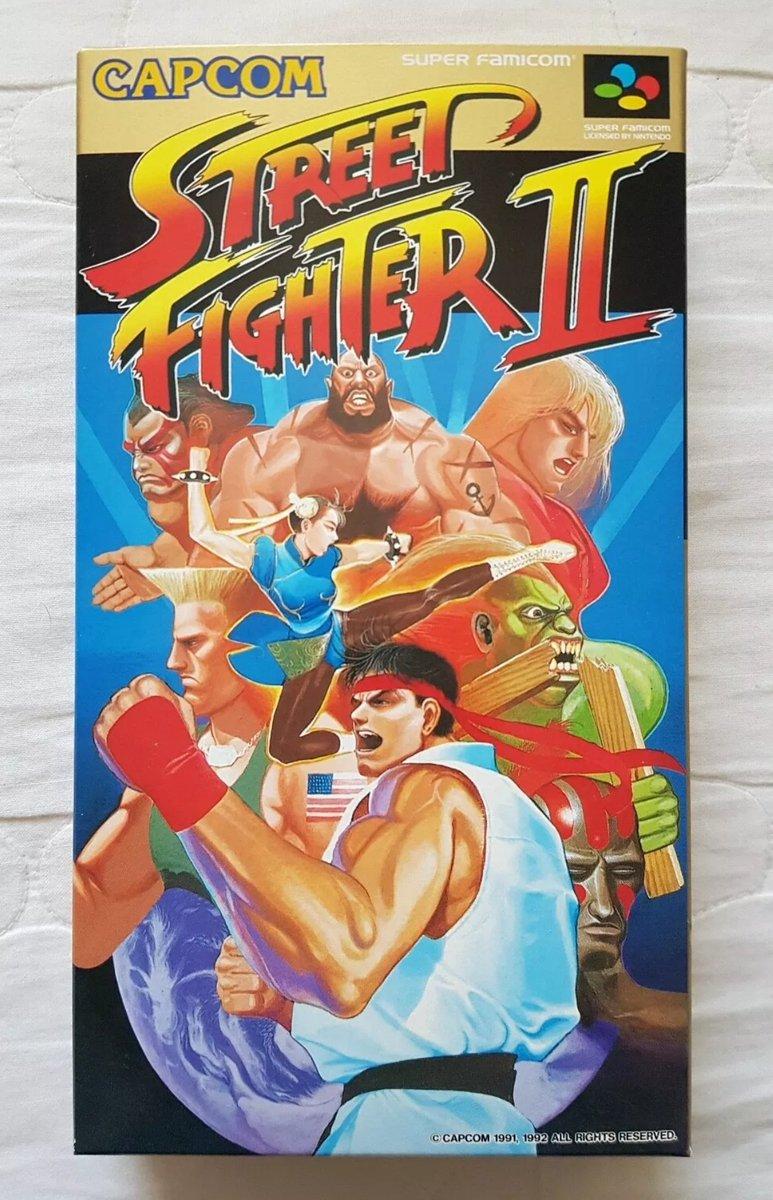 Nostalgic Gamer On Twitter Street Fighter Ii Released 28