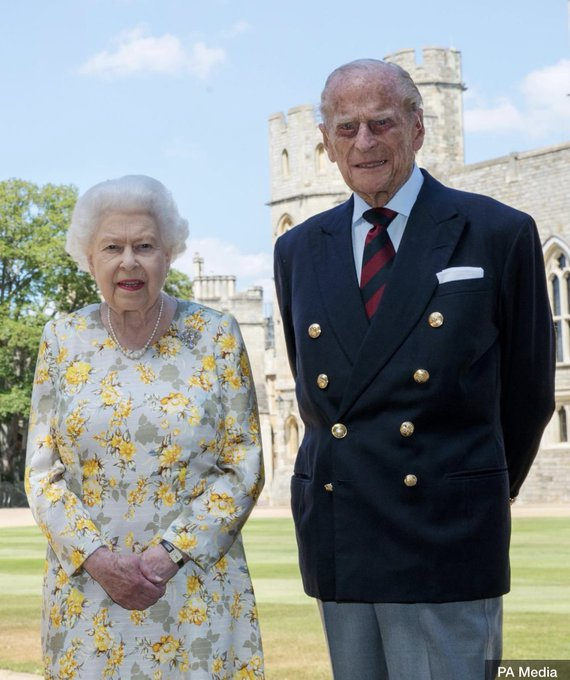** GREEK SPECIAL **  Happy Birthday HRH Prince Philip, Duke of Edinburgh  99 not out  God Save The Queen