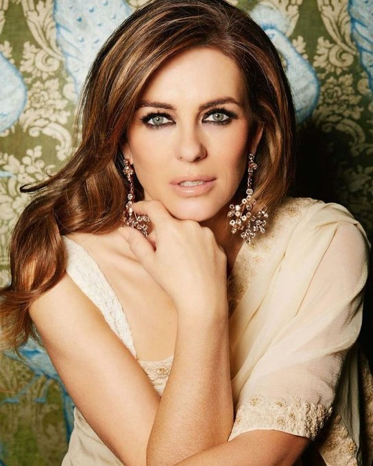Can\t Believe Elizabeth Hurley is 55 today. Happy Birthday to this gorgeous babe.