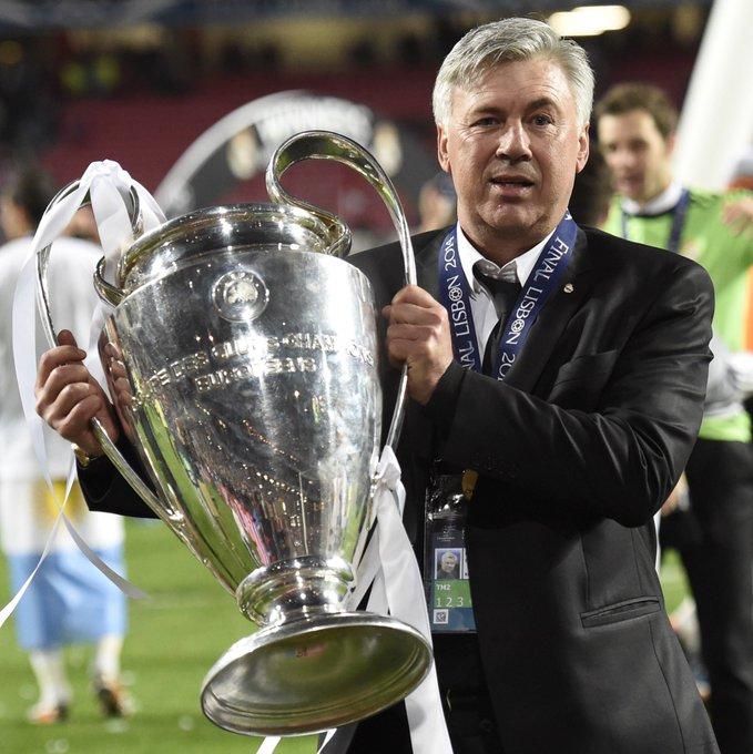 Happy Birthday Carlo Ancelotti.   Which Ancelotti team do you enjoy?   Ours - AC Milan .