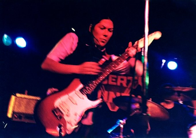 Happy Birthday Kim Deal.  Born on this day in 1961.  for the and the