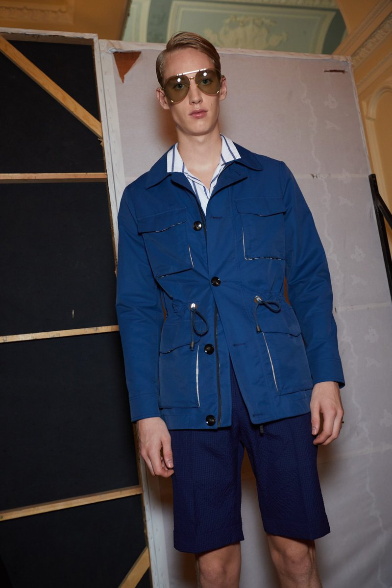 Exclsuive to this season, the Otis-M65 Field Jacket is a trans-seasonal staple, made from leightweight water-repellent and wind-proof cotton and nylon blend. The Otis design pays homage to its military heritage, yet incorporates a modern sartorial feel. https://t.co/av3sYAlbg0