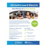 Image for the Tweet beginning: Our DriveForward Electric program is