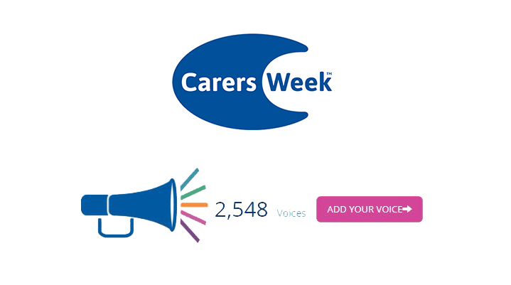 There are lots of ways to get involved during #CarersWeek, which runs until 14 June, including adding your voice to a wall of voices at carersweek.org/get-involved/v….