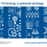 As the UK moves past the peak of the #COVID19 pandemic, the College has launched a testing strategy which looks to the future for viral and antibody testing. https://t.co/9wMpcx0TfW