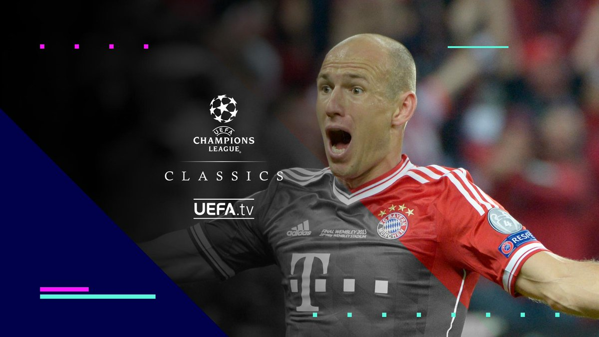 #UCLclassics Matchday! 🎉🙌⚽  🇩🇪 #BVB vs. @FCBayern 🇩🇪 🔙 in #UCL-Finale 2013. ⭐ 🤩 re-LIVE 🔛 #UEFAtv 17h MEZ. ⏲ 📲 https://t.co/wTNvdcxYnk. 📺  Alle Infos 👉 https://t.co/iTjtdrITLN https://t.co/UyumPsEBTZ