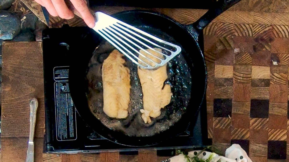 Want to make the perfect pan-fried cod? Chef Lori McCarthy has some tips cbc.ca/1.5603554