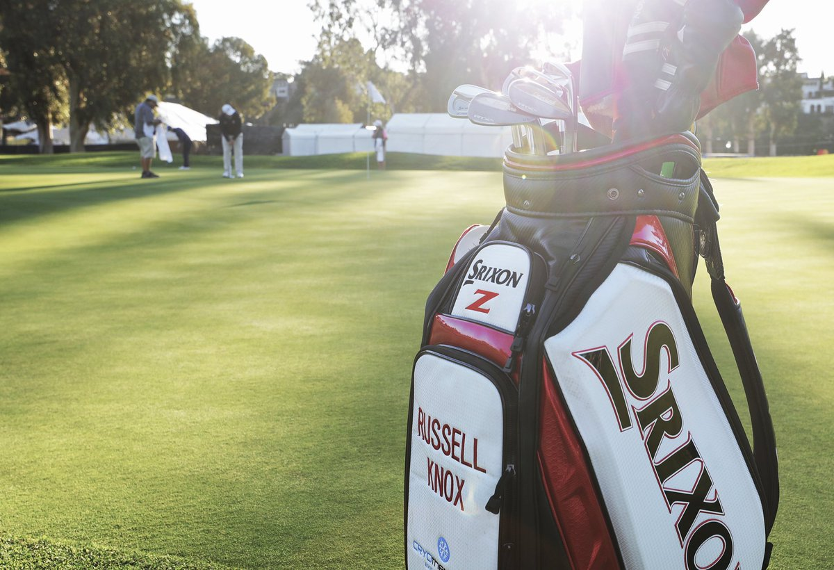 As the PGA Tour resumes, we at #TeamSrixon wish all our tour players good luck and a safe return to play.