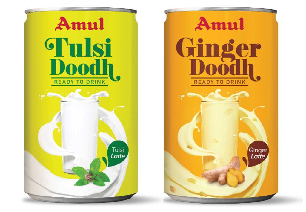 After Haldi milk, Amul launches Ginger and Tulsi milk; next in line Ashwagandha milk and Honey milk