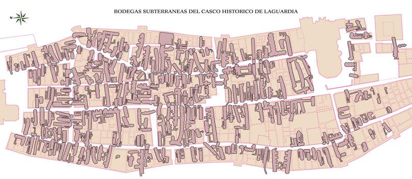 El subsuelo de #Laguardia es aún más mágico que su superficie. A 8 metros de profundidad se esconde un mundo de más de 300 cuevas subterráneas que sirven para conservar y envejecer el vino. 🍷 https://t.co/GE8zbHffD0
