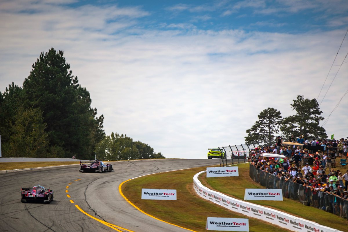 Are you up for another Spot the Difference challenge? This time, find all ten differences from this shot on track at @RoadAtlanta. Happy hunting! #MazdaMotorsports https://t.co/5I9zRfrpdu