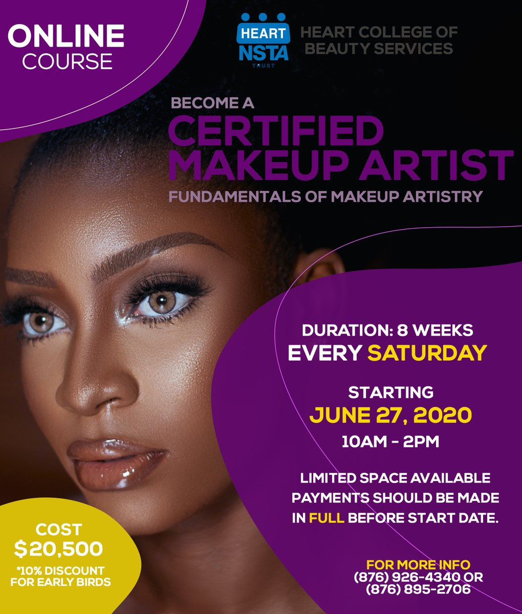 Become A Certified Makeup Artist
