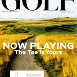 Image for the Tweet beginning: This month's @GOLF_com cover featuring
